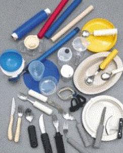 image montrant les differents outils utilises pour la rehabilitation