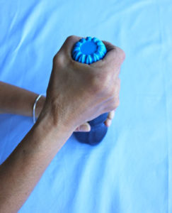image showing how gripping tools can be used to restore hand movements