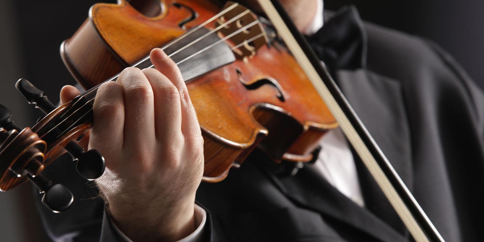 La main du musicien